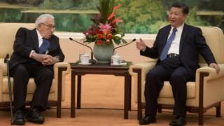 中美建交40年:中国的老朋友哪儿去了?