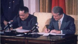 台美断交40年:那些历史性瞬间中的恩怨情仇