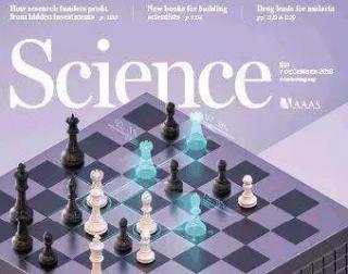 AlphaGo Zero又上《Science》封面!谷歌的人工智能又干翻人类了!