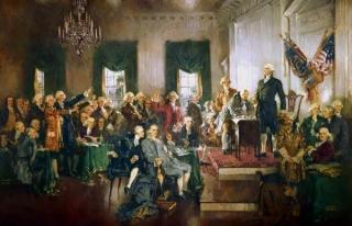 """作为文化现象的美国宪法:""""合众为一"""""""