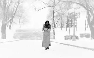 萧红:雪天