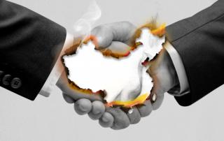 面对中国这个危险的对手,美国该怎么做?