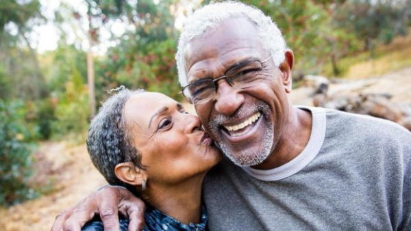 现在的老年人更健康,他们的牙齿证明了这一点