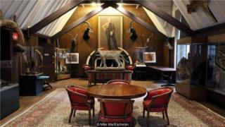 艺术品、藏书和照片:鲜为人知的纽约探险家俱乐部