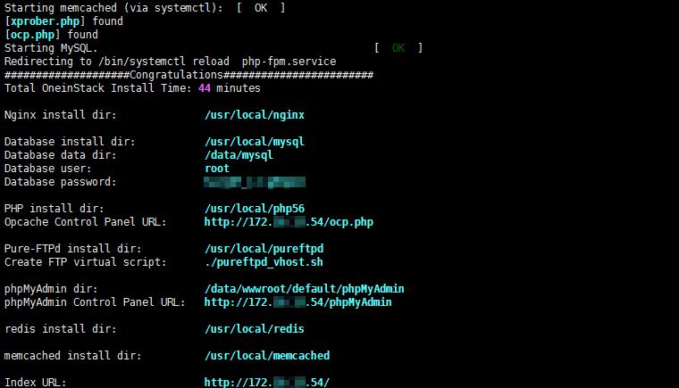 《安装php5.5和 5.6 默认建vhost 是哪个版本》