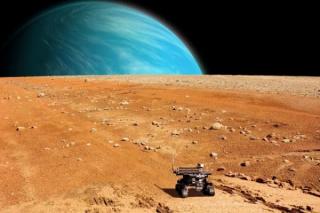 下一站火星:贝佐斯和马斯克的龟兔比赛