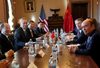 美中启动高级别贸易谈判 多项严重分歧有待解决