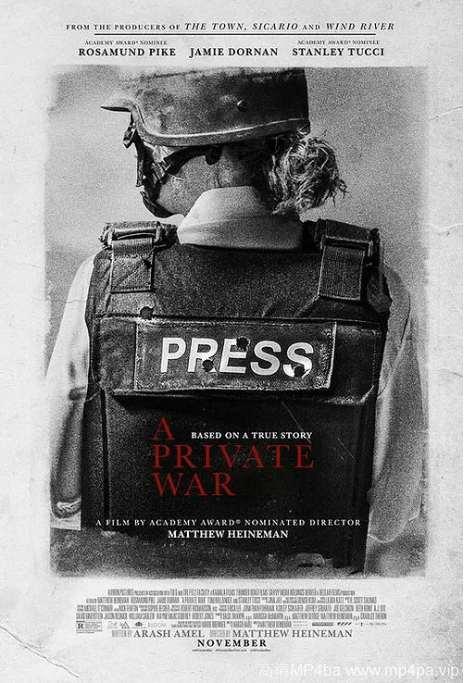 私人战争.HD.MP4.2018.美国.剧情.传记.战争.中文字幕