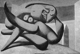 毕加索传:1917-1932