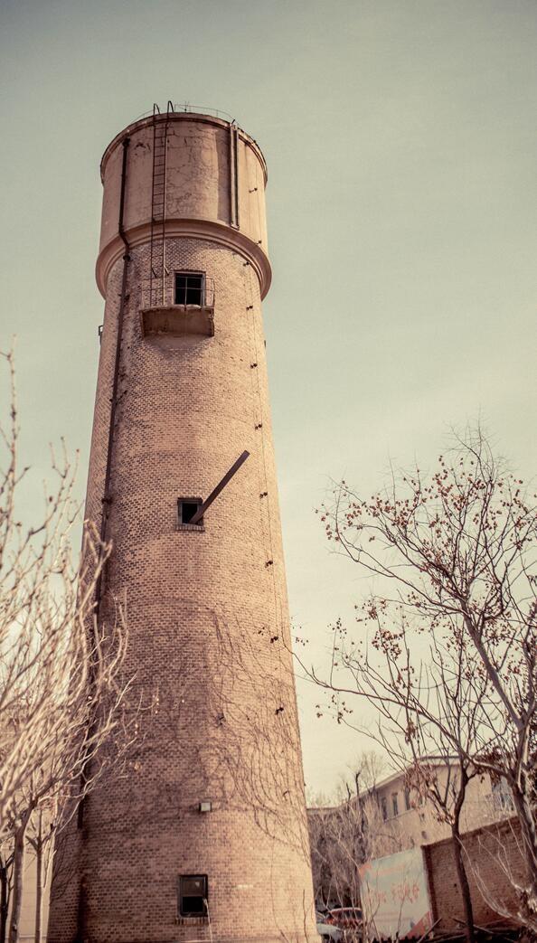 摄影之旅:欧式风情生态的坊茨小镇