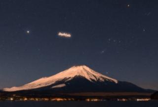 俄罗斯一家初创公司欲在太空轨道上投放广告