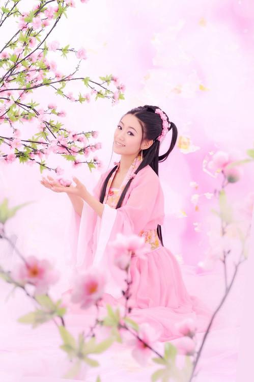[摄影]梦入桃花园