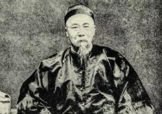 1894年,美国记者采访李鸿章