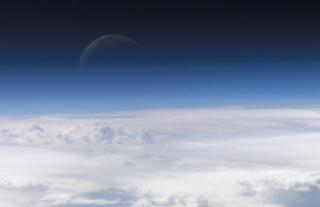 地球的大气层比人们想象中更大——甚至连月亮都包进去了
