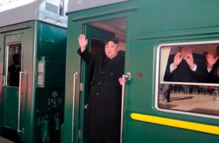 金正恩为何选择坐绿皮火车去见特朗普?