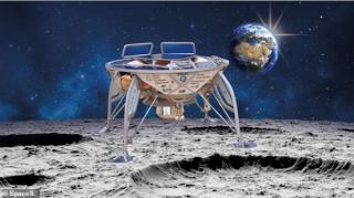 以色列正在向月球发送「人类文明档案」