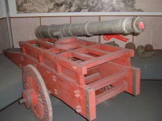 为什么是西欧而不是中国研发出了大炮