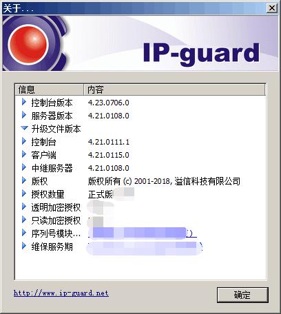 互普威盾ViaControl内网安全管理软件授权服务-资源迷