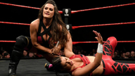 NXT英国首场任意地点压制赛开打!《WWE NXT UK 2019.03.07》
