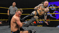 李科学组队阿莱斯特·布莱克参加独提兹双打锦标赛!《WWE NXT 2019.03.07》