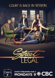 街头法律第一季