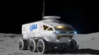 能巡航1万公里的月球巴士