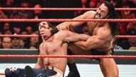 塞斯·罗林斯复仇挑战德鲁·麦金泰尔!《WWE RAW 2019.03.19》