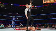 巴迪·墨菲给摔角狂热上的挑战者一个下马威!《WWE 205 Live 2019.03.21》