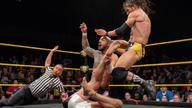 亚当·科尔喜获NXT冠军挑战资格!《WWE NXT 2019.03.21》