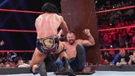最后站立者赛,迪安·安布罗斯再战德鲁·麦金泰尔!《WWE RAW 2019.03.26》