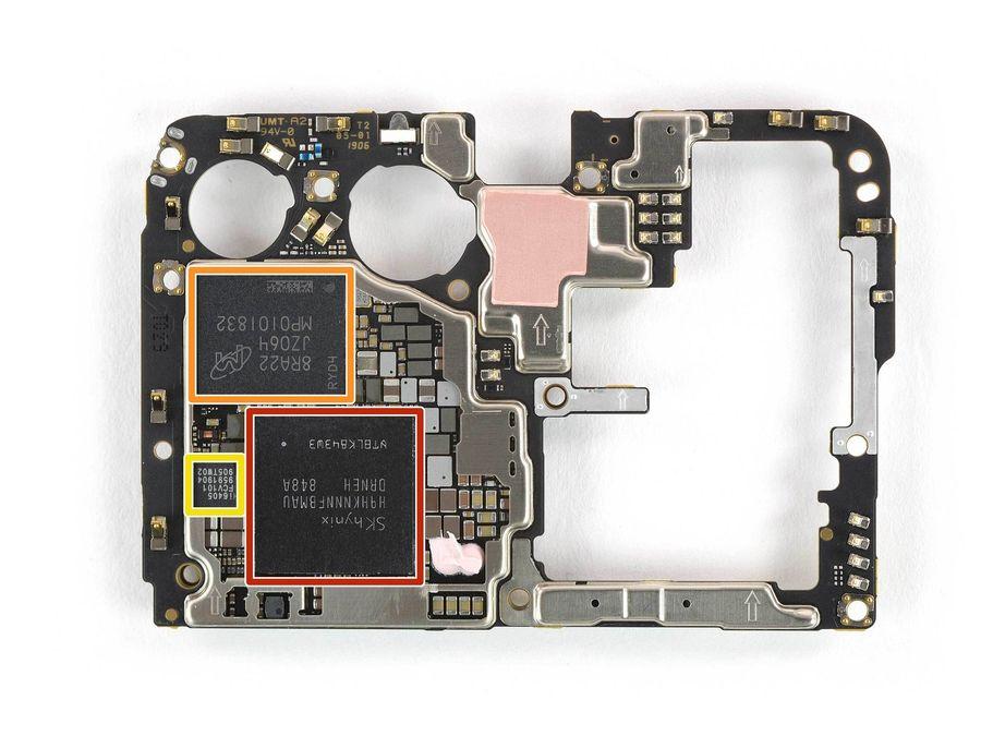iFixit团队拆解华为P30 Pro详图:做工精细 不易维修-玩懂手机网 - 玩懂手机第一手的手机资讯网(www.wdshouji.com)
