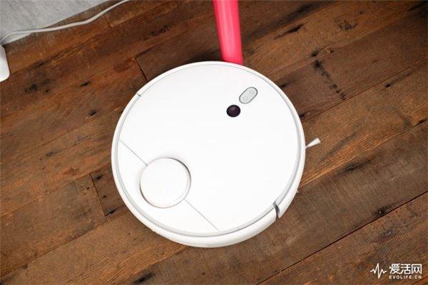 米家扫地机器人1S评测:更智能也更强-玩懂手机网 - 玩懂手机第一手的手机资讯网(www.wdshouji.com)
