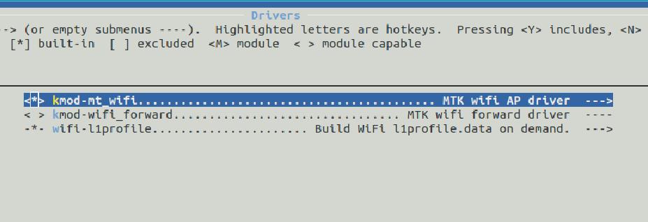 图解如何给k2p的openwrt18 06编译mtk闭源5 0 2 0驱动- 斐讯无线