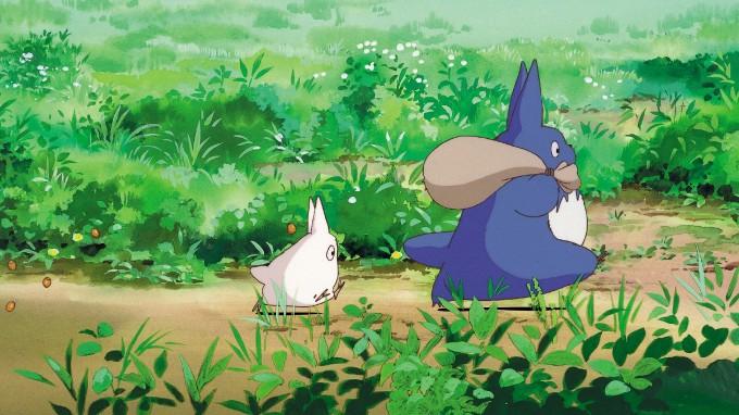童心看人生,宫崎骏用《龙猫》暖化全世界