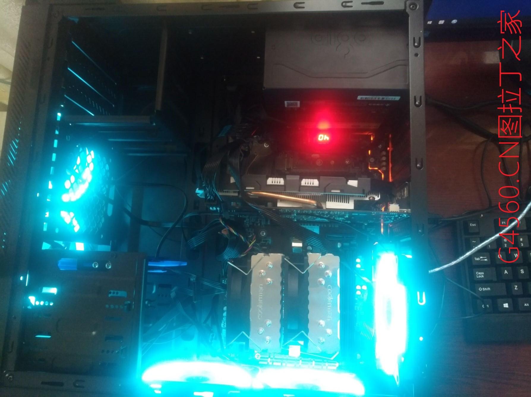 【图拉丁自制】E5 2680V2+GTX1060 3G