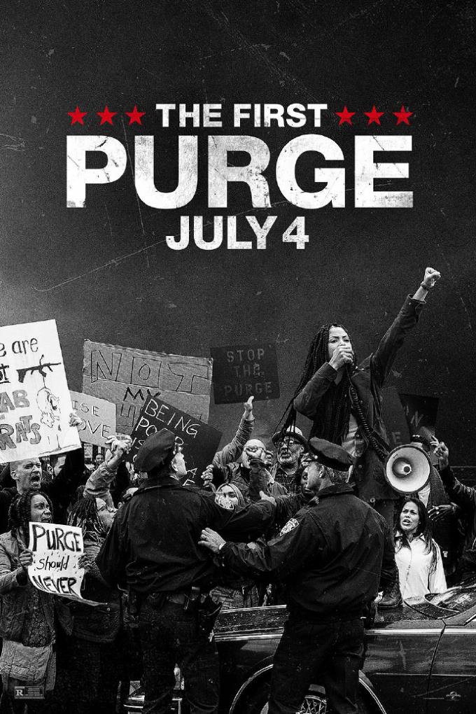 2018.[科幻/惊悚][人类清除计划4/The First Purge 迅雷百度云下载]图片 第1张