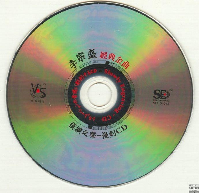 李宗盛_-_《李宗盛经典金曲》1比1直刻母带_模拟之声慢刻CD[WAV无损]