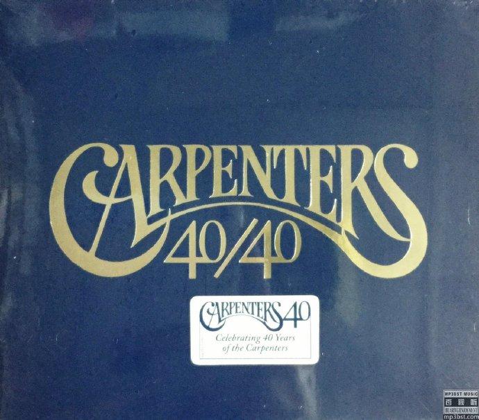 Carpenters卡朋特_-《卡朋特四十周年白金精选》2CD[WAV无损]
