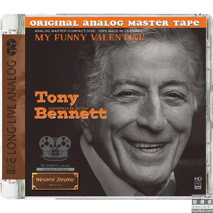 Tony Bennett_托尼·班內特_-_《我可愛的情人》2018传奇发烧歌王[WAV无损]