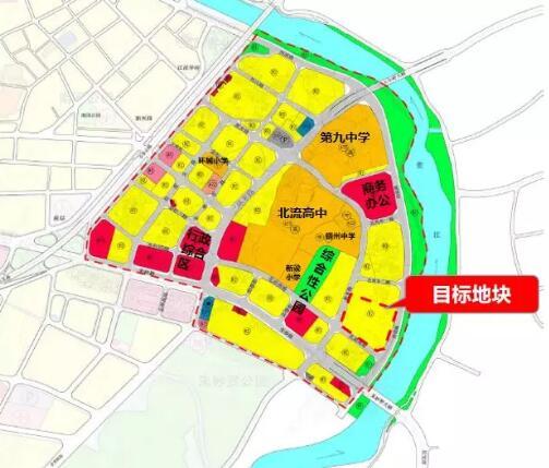亚博正规网址新地王诞生了 碧桂园以3.68亿拍下北宝路三桥边地块
