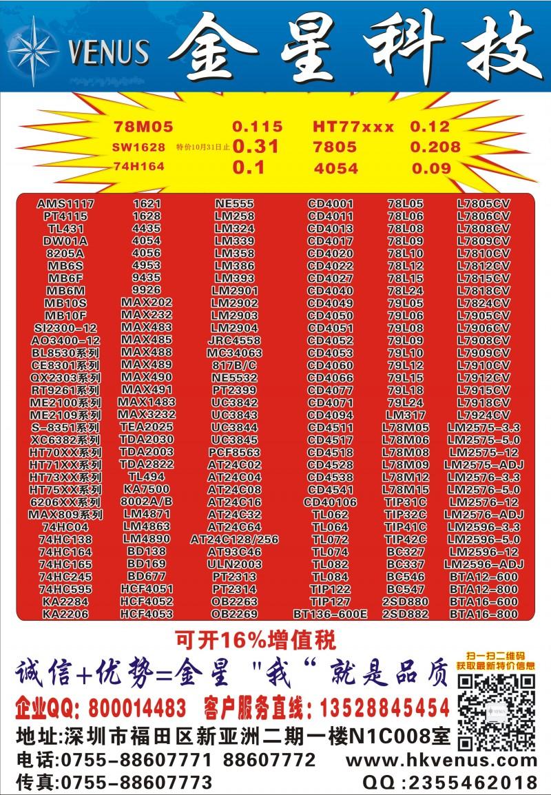华强北资讯第161期