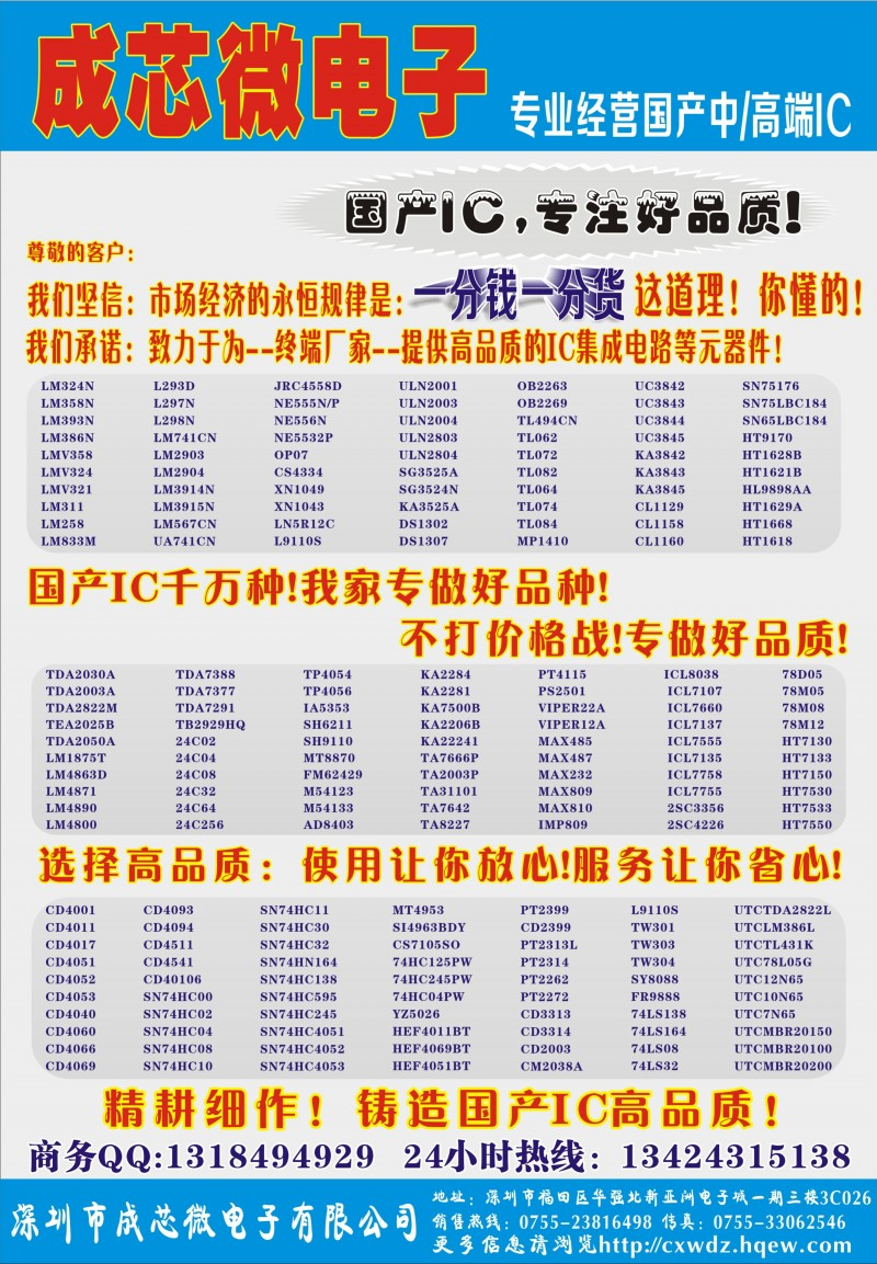 华强北资讯第170期