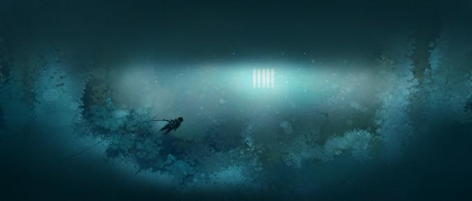 来自Pixiv插画师gracile孤独的插画