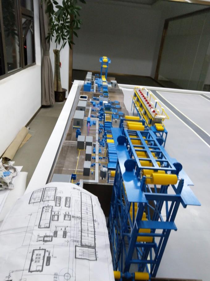 【艾格斯】这个工业送货了…扛16楼!南宁工业模型