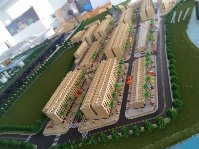 【艺雅】五一放假啦……广西南宁建筑模型制作