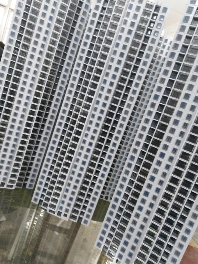 【艺雅】今天凸窗、栏杆!南宁建筑模型公司模型制作!