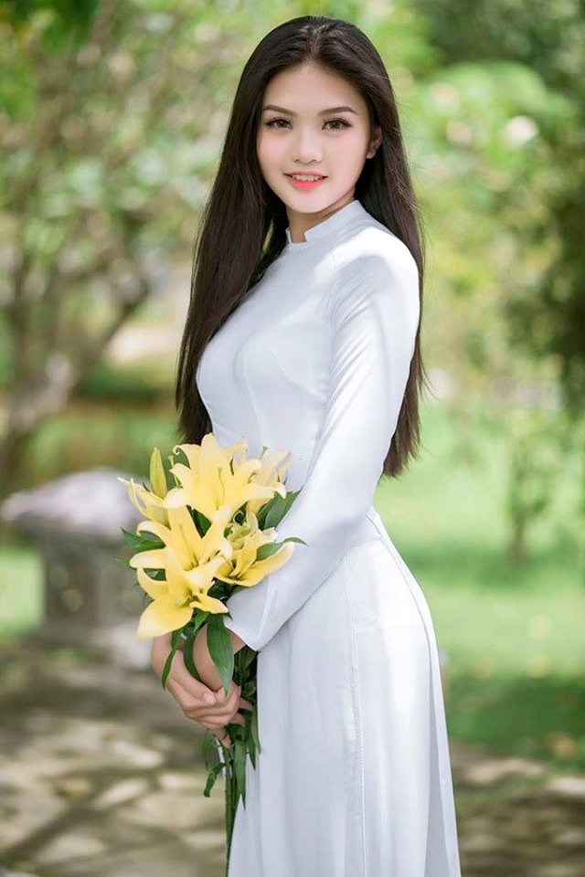 越南漂亮妹子系列2,越南,妹子,奥黛,绝妙好文