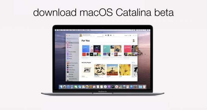macos catalina beta usb installer drive