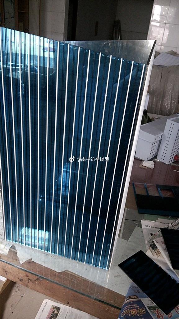 【忠绅】玻璃楼…南宁建筑模型制作
