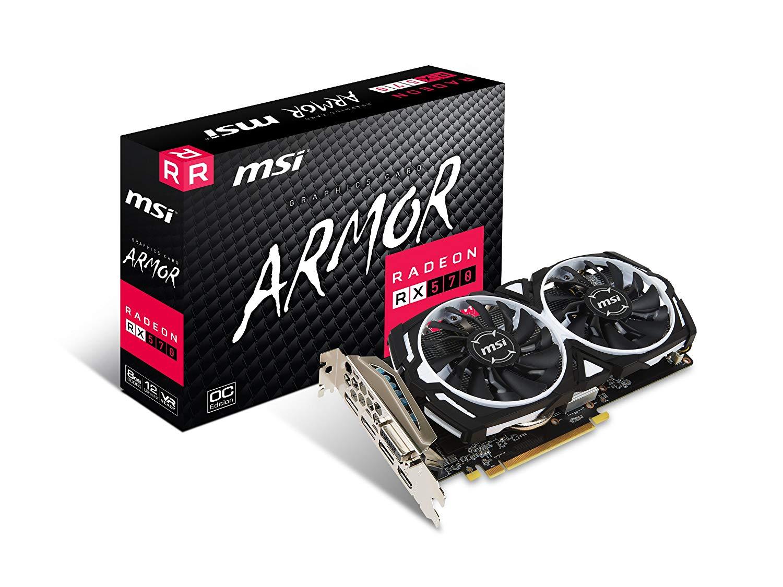 MSI RX570 8GB